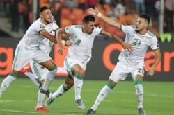Africa Cup Nations Final Algeria Belmadi Extraordinary Historic