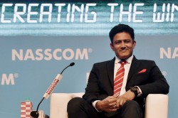 Anil Kumble Led Icc Cricket Committee To Discuss Boundary Countback Rule In Its Next Meeting