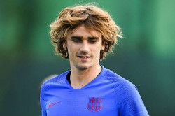 Griezmann Barcelona Debut Chelsea Friendly Team News