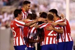 Diego Simeone Atletico Real Madrid International Champions Cup