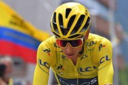 Egan Bernal Set To Win Tour De France Ahead Of Geraint Thomas Team Ineos One Two