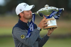 European Tour Bernd Wiesberger Benjamin Hebert Scottish Open Play Off