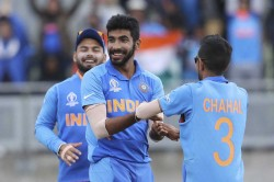 Icc Wc 2019 Bumrah Underlines Role Of Practice To Stay On Top