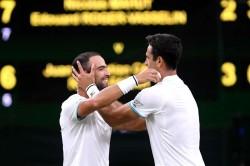 Wimbledon Mens Doubles Cabal Farah Brotherly Love