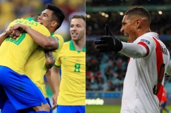 Brazil V Peru Casemiro Wants Another Thrashing But Doesn T Expect One