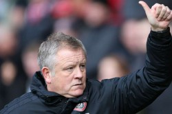 Premier League Chris Wilder New Sheffield United Three Year Contract