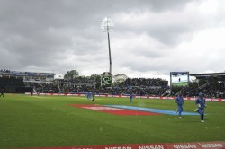 Icc World Cup 2019 India New Zealand Semi Final Weather Update Rain Likely To Play Spoilsport