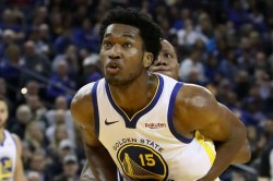 Nba Trade Golden State Warriors Send Damian Jones To Atlanta Hawks For Omari Spellman