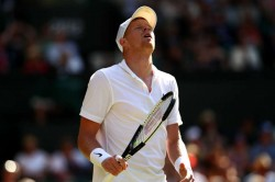 Wimbledon Latest Kyle Edmund Stan Wawrinka Out Novak Djokovic Through