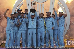 Icc World Cup Engvs Nz Final How England Were Crowned World Champions Despite Super Over Ending Tie