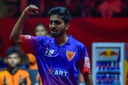 Ultimate Table Tennis 2019 Sathiyan Stars But Dabang Delhi Lose To Puneri Paltan In Opener
