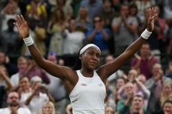 Wimbledon Cori Gauff Beats Magdalena Rybarikova Simona Halep Karolina Pliskova Through