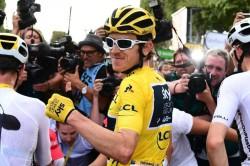 Tour De France Yellow Jersey Centrury