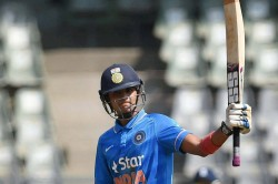 Gill Disappointed Not To Get Picked In India Team