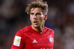 Bayern Munich Ac Milan Goretzka Giampaolo Theo Hernandez