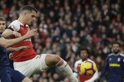 Granit Xhaka Is The Leading Candidate To Lead Arsenal