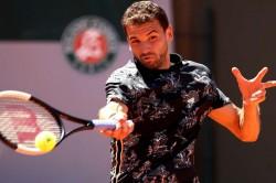 Grigor Dimitrov Steve Johnson French Open Los Cabos Open