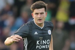 Leicester City Have Rejected Two Bids For Rumoured Manchester United Target Harry Maguire Brendan Rodgers