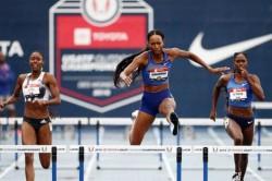 World Athletics Championships Doha 2019 All Eyes On Dalilah