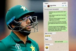 Imam Ul Haq Lands In Controversy As Girls Accuse Pakistan Cricketer Of Having Multiple Affairs