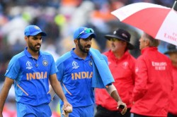 Icc World Cup 2019 India And New Zealand To Resume Rain Disrupted World Cup Semifinal On Wednesday