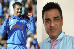 Manjrekar Jadeja Spat Brings Alive The Ugly Episode Of 2003 World Cup
