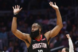 Houston Rockets James Harden Houston Dynamo Ownership Group