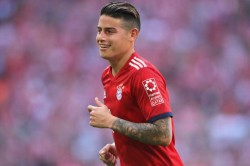 Transfer Rumours James Rodriguez Atletico Madrid