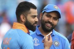 Rohit Sharma Unfollows Virat Kohli Anushka Sharma On Instagram Rift Rumour Spreads