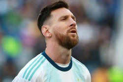 Conmebol Messi Copa America Argentina