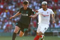 Liverpool Sevilla Friendly Reds