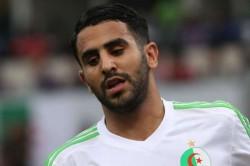 Algeria 2 Nigeria 1 Riyad Mahrez Magic Books Final Against Senegal