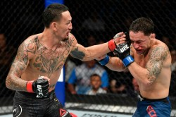 Ufc 240 Results Holloway Outlasts Edgar To Retain Featherweight Title