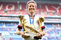 Womens World Cup 2019 Megan Rapinoe Wins Golden Boot Golden Ball