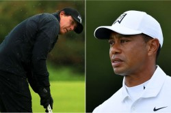 The Open 2019 Tiger Woods And Phil Mickelson Miss Same Major Cut For First Time