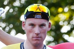 Teunissen Takes Opening Tour Stage As Thomas Crashes In Brussels