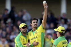 Icc World Cup 2019 Mitchell Starc Headlines The List Of Five Best Spells In League Phase