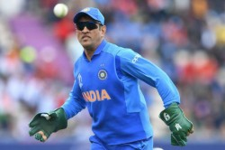 Icc World Cup 2019 Ms Dhoni Creates Huge Record Becomes First Wicket Keeper To Play 350 Odis