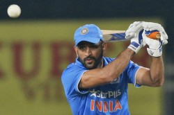 Icc World Cup 2019 Dhoni Did Exactly What Was Right For The Team Tendulkar