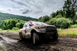 Al Attiyah Extends Silk Way Rally Lead
