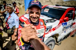 Al Attiyah Wins Every Stage On Way To Silk Way Rally Victory