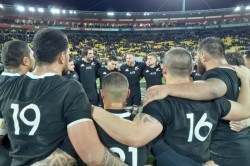 New Zealand S All Blacks Rugby Team Takes Dig At Icc