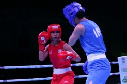 Nikhat Zareen Leads 5 Indians Into Finals Of Thailand Open International Boxing Tournament