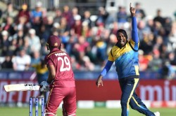 Sri Lanka West Indies Cricket World Cup Angelo Mathews