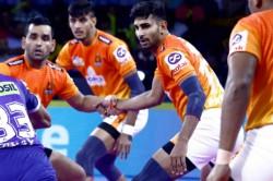 Pkl 2019 U Mumba Puneri Paltan To Face Off In Season S First Maharashtra Derby