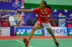 Thailand Open Sindhu Withdraws Sourabh Uttejitha Reach Main Draw