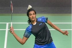 Defending Champion Sindhu Eyes Turnaround At Bwf World Tour Finals
