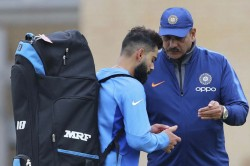 Shastri Set To Get An Extension As India Head Coach Gaekwad