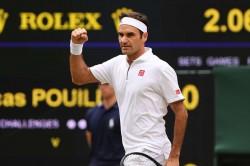 Wimbledon 2019 Atp Nadal Federer Fognini Nadal