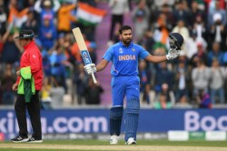 Icc Wc 2019 India Vs Bangladesh Rohit Sharma Ton Bumrah Four For Guide India To Semis